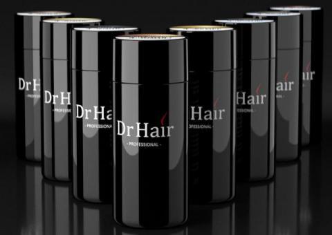DrHair - zagęść włosy z mikrowłóknami keratynowymi